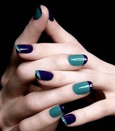 Las tendencias siempre se están renovando, pero hay que reconocer que algunas cosas no pasan de moda como la manicura francesa que es sign...