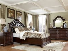 Villa Sonoma Bedroom Set - Bedroom design ideas