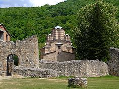 Ravanica is a Serbian Orthodox monastery on Kucaj mountains near Cuprija in Central Serbia. It was built in 1375-1377 as an endowment of prince Lazar of Serbia, who is buried there.