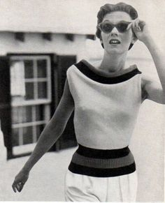 1950s Vogue Knitting Patterns for Women Vogue by BessieAndMaive, $11.00