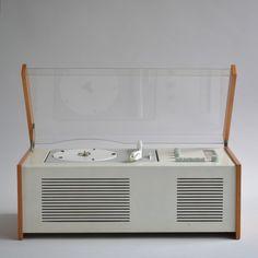 Braun electrical - Audio - Braun SK 4/1a phonosuper