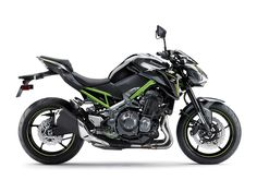 2017 Z900 ABS Sport Motorcycle by Kawasaki