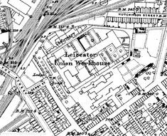 Leicester Union Workhouse known as 'Hillcrest' My Family History, Local History, Leicester, Genealogy, Maps, England, Articles, Life, Photos