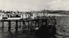 1950's Redondo Beach pier.