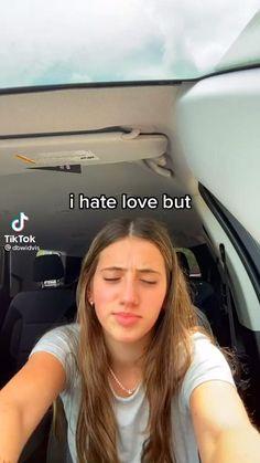 I Hate Love, Girl Advice, Funny Jokes, Haha, Random Stuff, Thats Not My, Father, Tik Tok, Funny Things