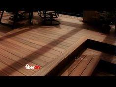 Fiberon decking. gorgeous! Available at Cozart Lumber in Rockwell, North Carolina. http://www.cozartlumber.com