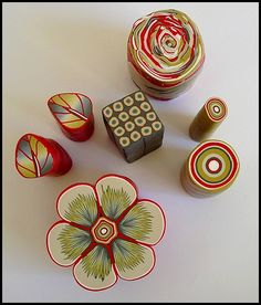 Misstyc.  the beauty and fun of polymer clay