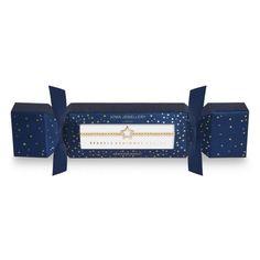 Joma Jewellery  Star Christmas Cracker Gold Heart Bracelet, Heart Jewelry, Love Sparkle, Christmas Crackers, Christmas Time, Christmas Gifts, Silver Stars, Shooting Stars, Festive