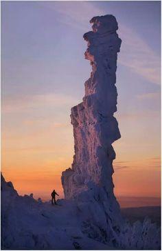 Northern Ural Mountains