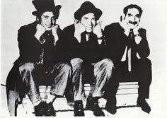 the brothers Marx
