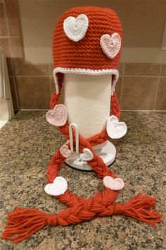 Valentines Day Crocheting - Crochet Me