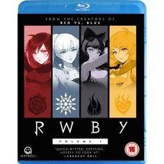 http://ift.tt/2dNUwca | Rwby: Volume 1 Blu-ray | #Movies #film #trailers #blu-ray #dvd #tv #Comedy #Action #Adventure #Classics online movies watch movies  tv shows Science Fiction Kids & Family Mystery Thrillers #Romance film review movie reviews movies reviews