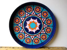 Swinging 60s serving tray Tomado rare Dutch by HuntersKitchen, €18.00