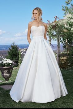 Boda estilo vestido de novia
