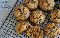 Cook This Again, Mom!: Pumpkin Chocolate Chip Bran Muffins