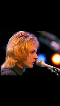 Beautiful Benjamin Orr French TV