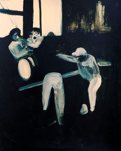 Jenny Wildfang 100x80 cm 2013