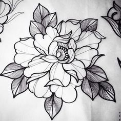 Pin by brittany on tattoos tattoo drawings, tattoos, flower tattoos. Kunst Tattoos, Bild Tattoos, Body Art Tattoos, Tattoo Sketches, Tattoo Drawings, Art Drawings, Flower Tattoo Designs, Flower Tattoos, Coeur Tattoo