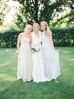 Photography: 2 Brides Photography - 2brides.se Bridesmaids Dresses: Sadoni - http://www.sadoni.no Wedding Dress: Jenny Packham - http://www.jennypackham.com