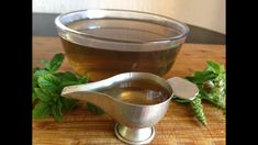 Immunity Boosting Tulasi Tea for Babies or Toddlers