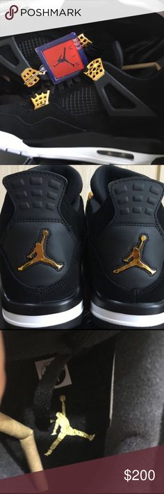 Retro Jordan Royalty 4s Brand new Retro Jordan Royalty 4s. Contact me at (908) 484-6741 Jordan Shoes Sneakers