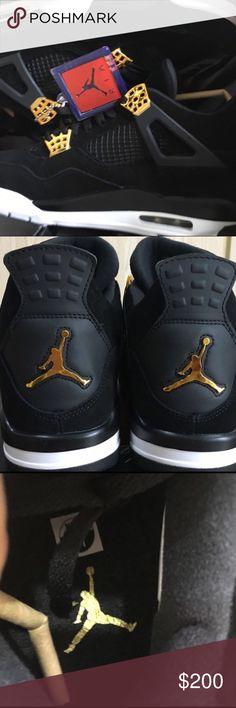 Retro Jordan Royalty 4s Brand new Retro Jordan Royalty 4s. Contact me at (908) 484-6741 Jordan Shoes Sneakers