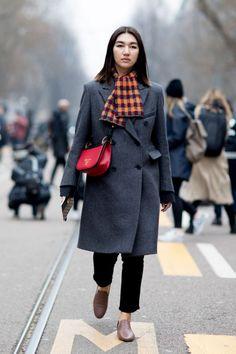 Semana de la moda de Milán, Febrero 2017: Día 2