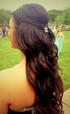 Bridesmaid hair ideas