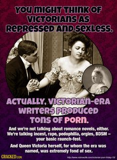 21 Ways History Was Raunchier Than '50 Shades Of Grey' | Cracked.com