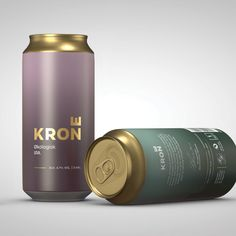 The packaging design for Krone Beer was created by a team of designers from Crenua Norway - Marc Ligeti, Kristina Nyjordet, Thor Erik Ramleth, and Sindre Martin Dahl. Beer Logo Design, Beer Label Design, Beverage Packaging, Bottle Packaging, Cosmetic Packaging, Red Dot Design, Graphic Design, Beer Brands, Branding