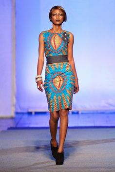 Moseka @ Kinshasa Fashion Week 2013 | FashionGHANA.com (100% African Fashion)FashionGHANA.com (100% African Fashion)