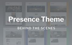 On this submit I would like share some behind-the-scenes particulars about our new Presence theme released last week and the way in solely 2 months we managed to create a multipurpose & highly effective theme which is one thing we by no means deliberate to do.  Lets begin the story:  It was the start of August when somebody requested us to advocate him a Music theme and the very first thing that got here to my thoughts was to ship him instantly to a unique theme store specialised solely in…