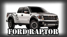 classic Ford Raptor Trucks