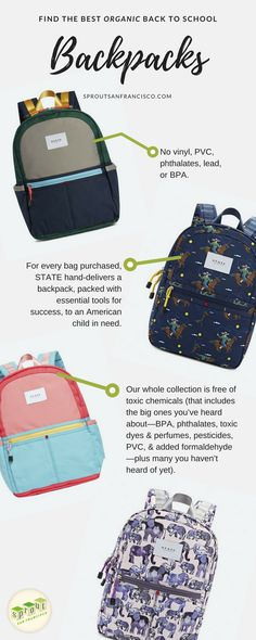 23 best Kids clothing images on Pinterest   Backpack bags, Kids ... f66596dac8c