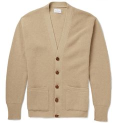Kingsman Chunky-Knit Cashmere Cardigan | MR PORTER