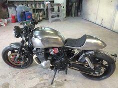 inazuma café racer: gsx 1200 | cafes and custom bikes