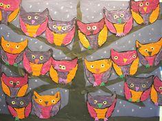 kindergarten owls