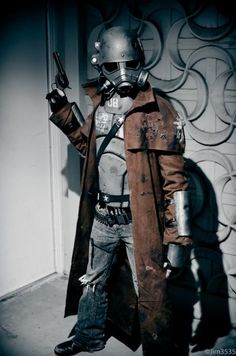Fallout Cosplay...my favorite armor in the game!