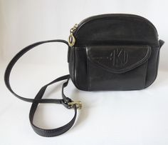 Sell On Etsy, Vintage Leather, Anne Klein, Header, Cross Body, Vintage Outfits, Purses, Bags, Shopping