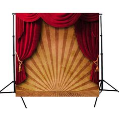 10x10FT Viny Photography Background For Studio Photo Props Circus Red Curtain Stage Custom Photographic Backdrops Cloth-in Background from Consumer Electronics on Aliexpress.com   Alibaba Group