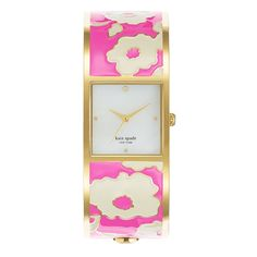 Love this kate spade watch... And I don't really like watches.