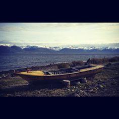 Ushuaia, Tierra del Fuego. Scouting de locaciones. Día 2,  Recorriendo Puerto Almanza. En un rato les sigo mostrando lo que ví...