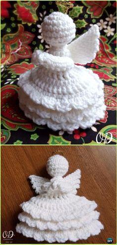 Crochet Joy AngelFree Pattern - Crochet Angel Free Patterns