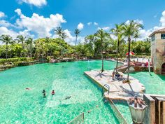 Take a dip in the Venetian Pool