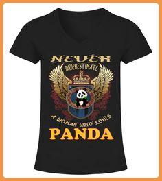 PANDA Animals Tshirt (*Partner Link)