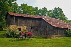 Old Barns Wagon