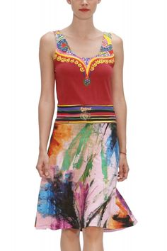 Michelle's Ruidoso - Desigual Lido Dress, $99.00 (http://www.michellesruidoso.com/desigual-lido-dress/)