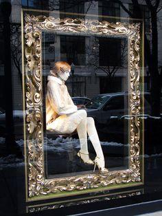 Beautiful Window Displays!: prada
