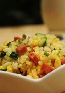 Fried Rice with Egg-Yangzhou Fried Rice
