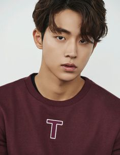 Nam Joo Hyuk - Most Handsome Korean Actors 2017 Jong Hyuk, Lee Jong, F4 Boys Over Flowers, Korean Men Hairstyle, Korean Hairstyles, Bride Of The Water God, Lee Sung Kyung, Nam Joohyuk, Handsome Korean Actors